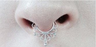 jewels piercing nose ring