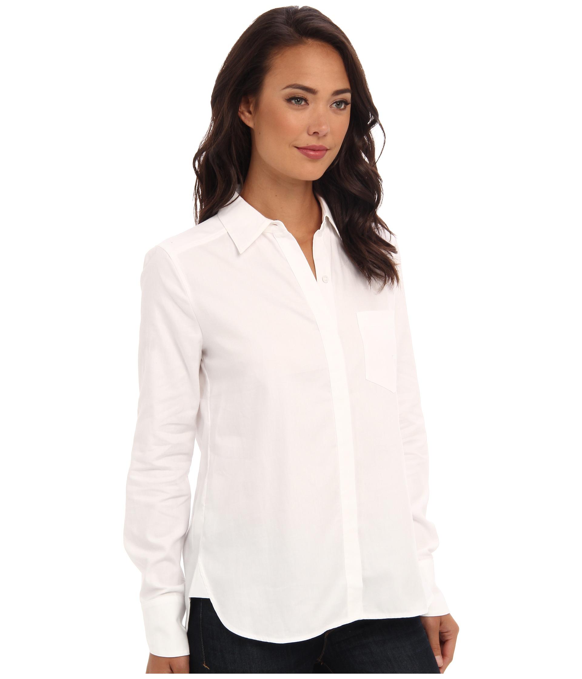 BCBGMAXAZRIA Kendel Slim Fit Shirt