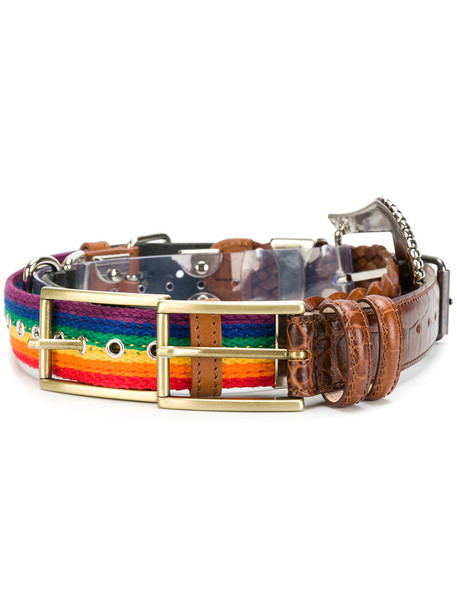 patchwork belt