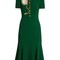 Pocket watch-appliqué crepe midi dress | dolce & gabbana | matchesfashion.com us