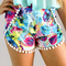 Fashion irregular shorts|disheefashion