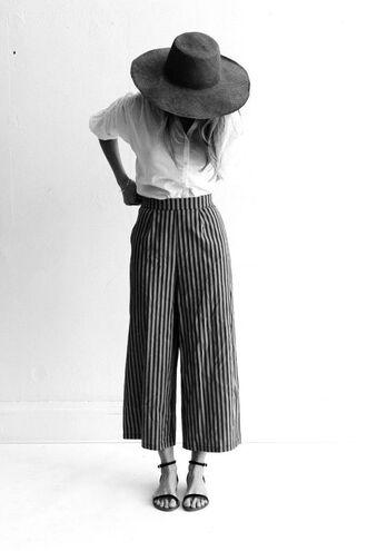 pants printed pants striped pants