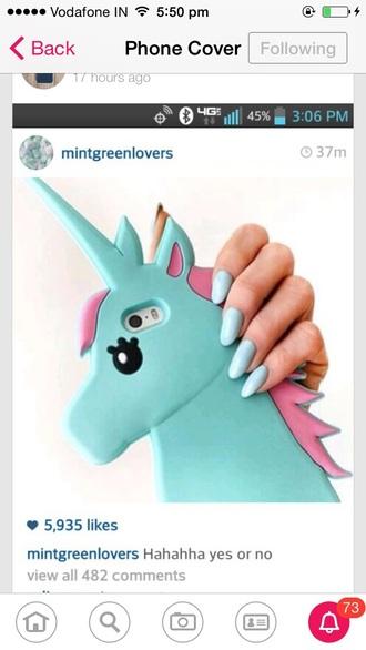 phone cover unicorn