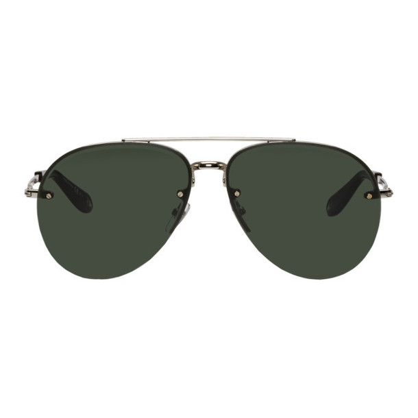 Givenchy Silver GV 7075 Sunglasses