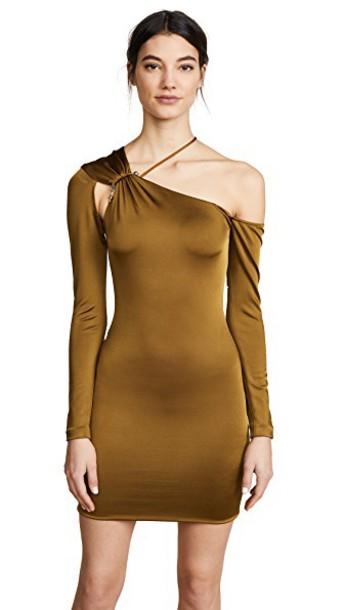 dress cold gold
