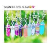 jewels,crystal,rainbow,stars