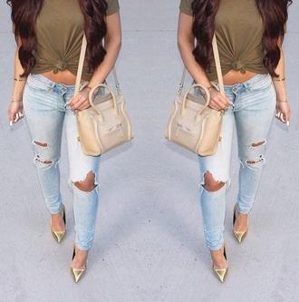 jeans denim shorts distressed denim shorts ripped jeans light blue jeans style fashion trendy