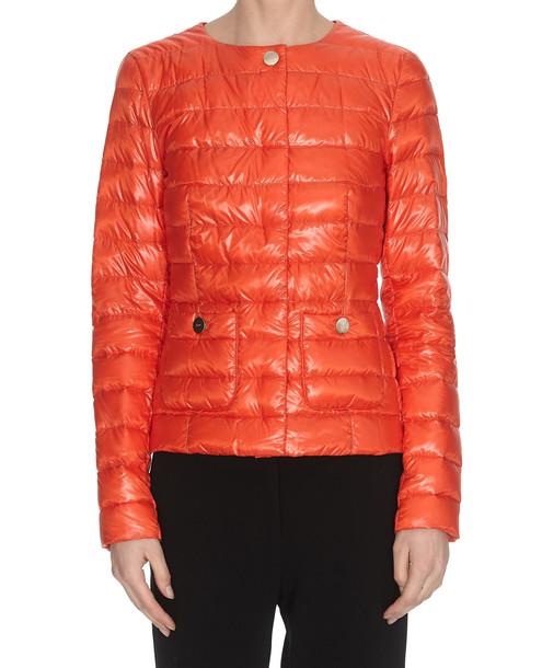 Herno Light Down Jacket in orange