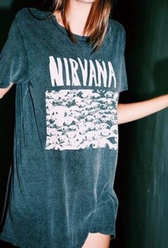 shirt nirvana