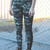Leather Army Leggings | District Apparel