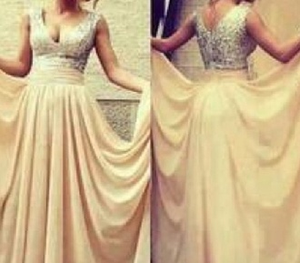 dress sexy cleavage maxi sequins prom evening dress pretty stunning skirt stunning dress prom dress