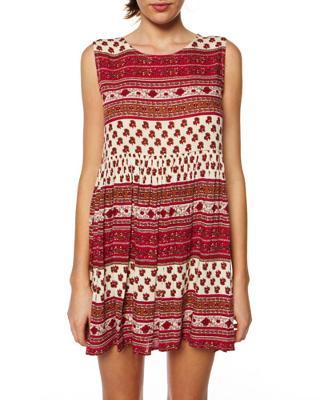 Minkpink maya beach mini dress