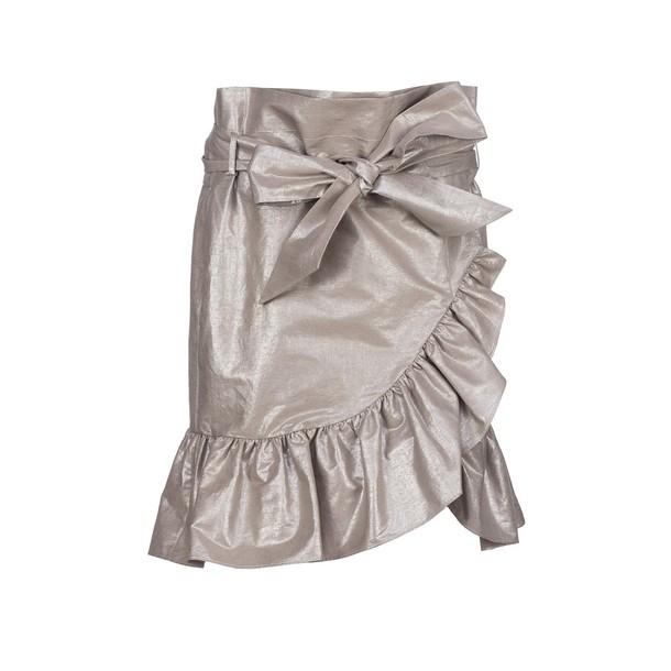 Isabel Marant skirt silver