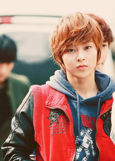 coat xiumin exo jacket korean fashion kpop minseok menswear