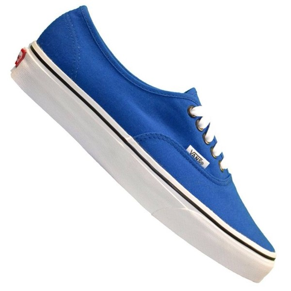 shoes vans blue