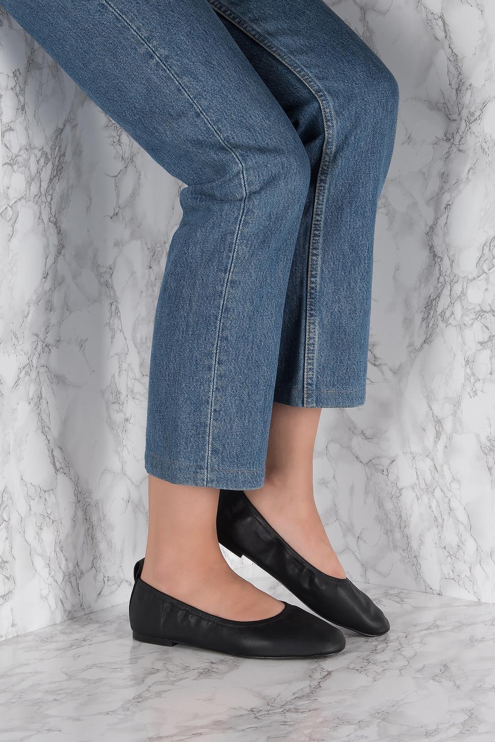 NA-KD Shoes Stretch Ballerinas