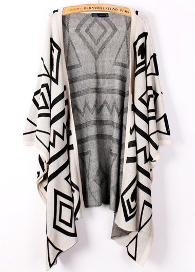Tribal knit cardigan · fashion struck · online store powered by storenvy