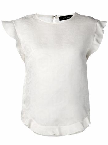 Isabel Marant kelis top off white