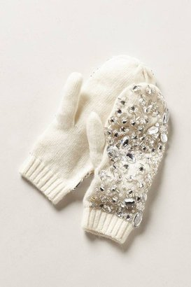 Anthropologie Gem-Frosted Mittens - ShopStyle