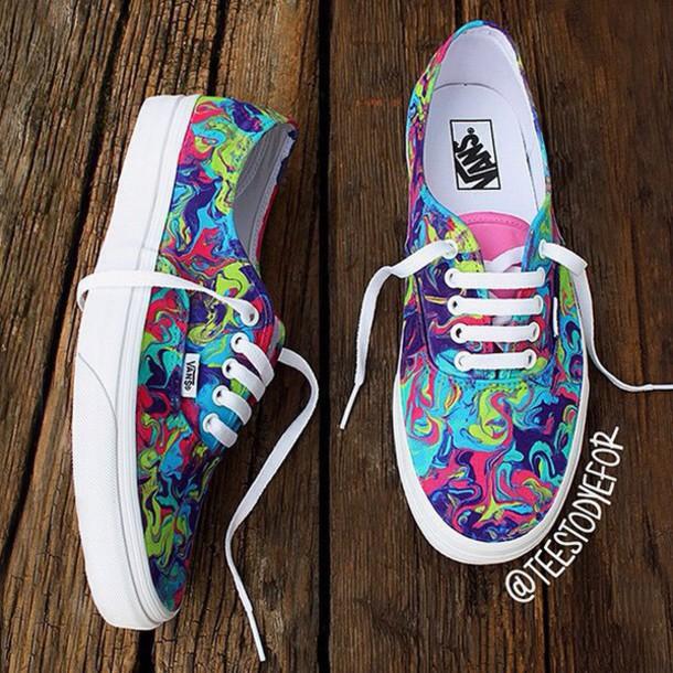 9ee5534c33 shoes tees to dye for boho tie dye tie dye ombre marble tie dye vans vans