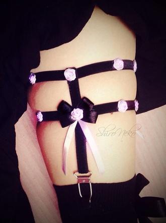 cute underwear garter