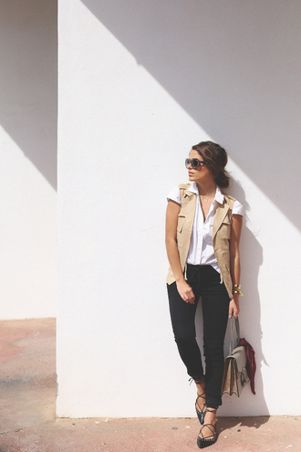 seams for a desire blogger jacket shirt jeans