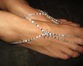 Popular items for feet jewelry on Etsy
