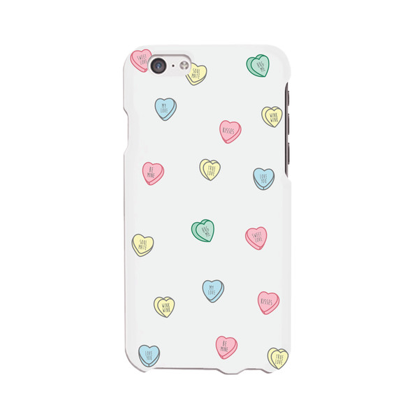 phone cover sweetheart candy gift ideas valentine's day gift idea valentine gift for her valentine gift sweetheart phone cover iphone case
