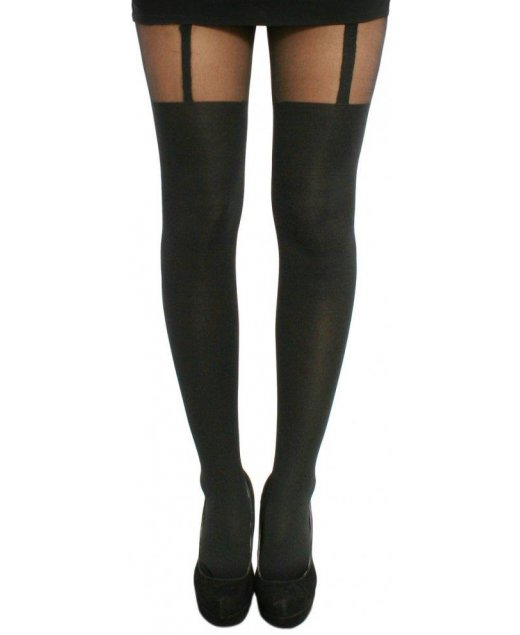 e Suspender Tights