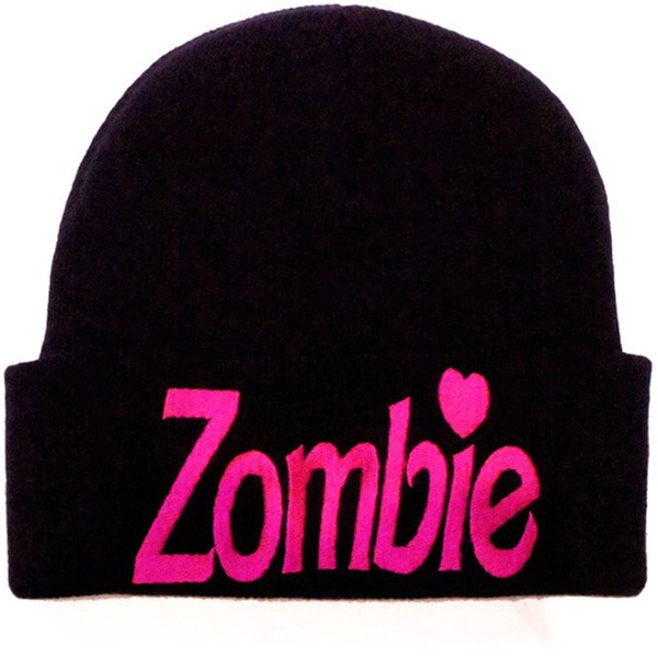 Zombie Beanie Hat - Polyvore