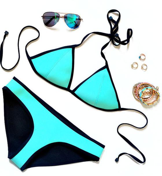 1f26ea1d3 swimwear, bikini, clothes, outfit, summer, sunnies, lucluc ...