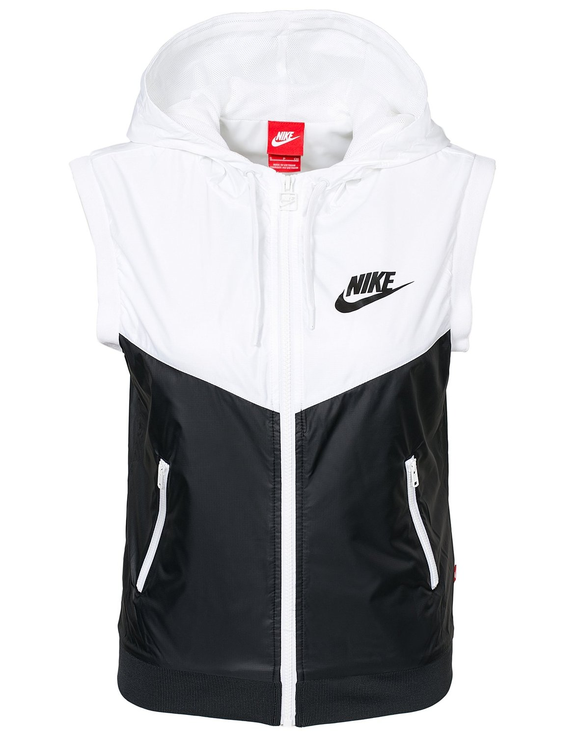 Nike Women s Windrunner Vest at Amazon Women s Coats Shop 3f32e2fac831