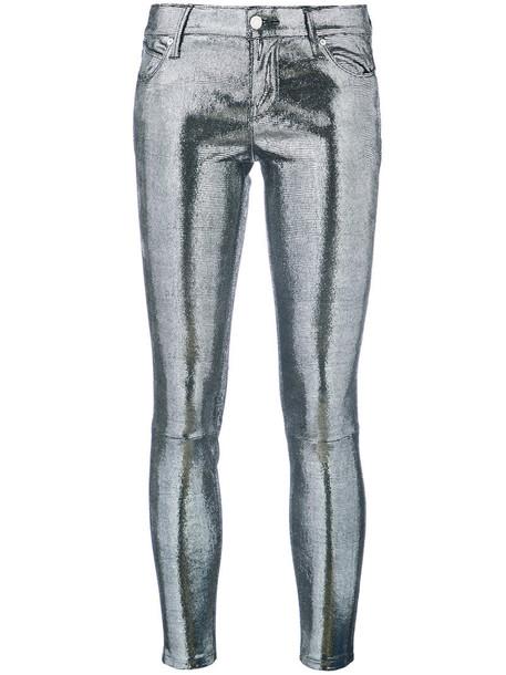 rta leggings metallic women grey 24 pants