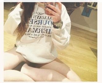 sweater mermaid jumper hoodie