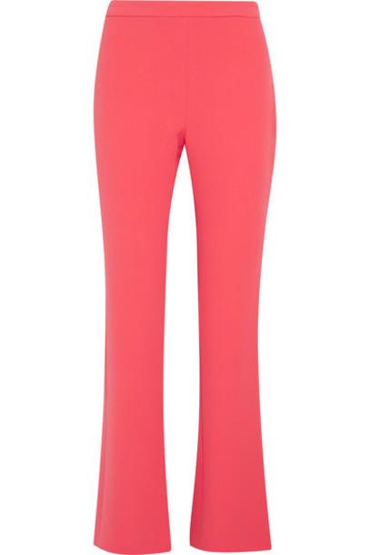 GIORGIO ARMANI pants silk pink