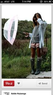 shorts,pink shorts,jacket,underwear,bag,shoes,socks,hunter boots,pants