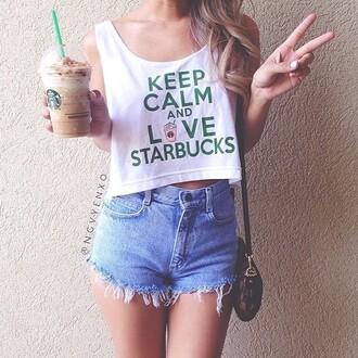 blouse starbucks coffee