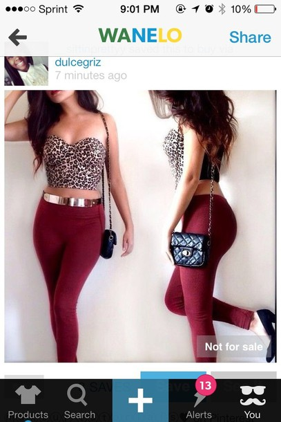 blouse belt pants