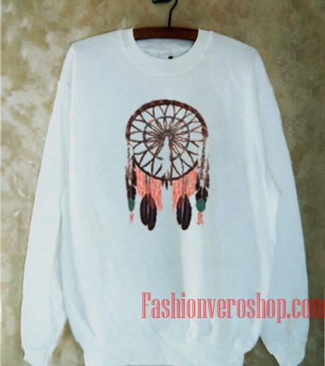 Woven Dreamcatcher Sweatshirt