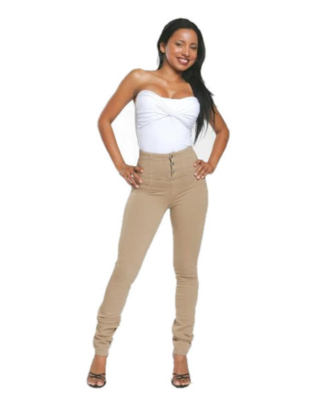 pants khaki high waisted pants cute