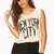 High-Wattage NYC Crop Top | FOREVER21 - 2000065529