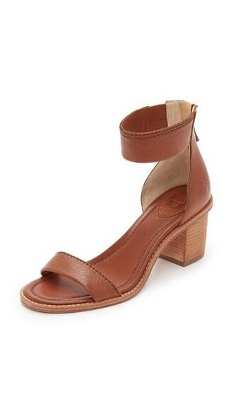 back zip sandals shoes