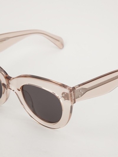 Céline Chunky Cat-eye Sunglasses -  - Farfetch.com