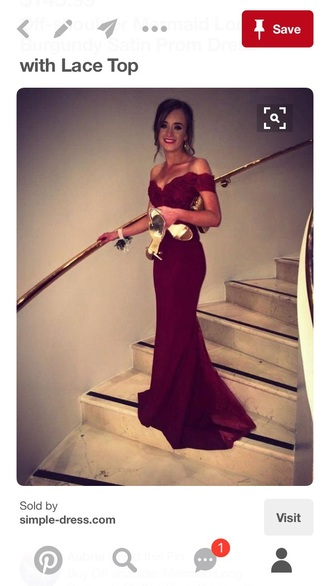 dress red dress prom prom dress long dress red prom dress lace dress tight red long prom dress burgundy dress burgundy prom dress mermaid prom dress sexy prom dress lace prom dress prom dress 2016 formal event outfit long evening dress evening outfits formal dress off the shoulder dress