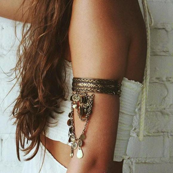 jewels tribal pattern arm weheartit