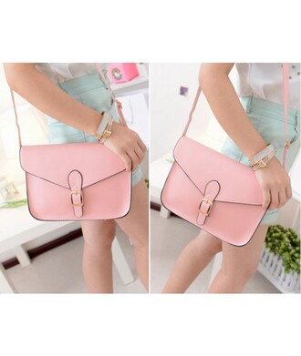 bag pink cute girly kawaii fashion style trendy purse it girl shop