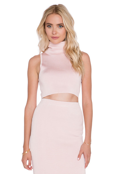 C/MEO top pink