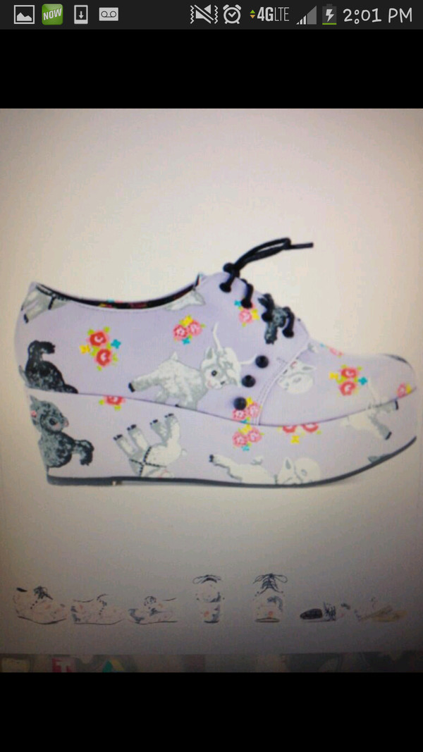 shoes pastel goth pastel grunge sheep
