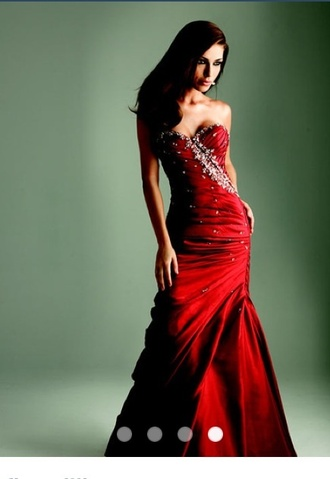dress red red prom dress red dress prom dress long prom dress sequin dress silver glitter silver sparkly glitter diamonds long dress slit grad dress