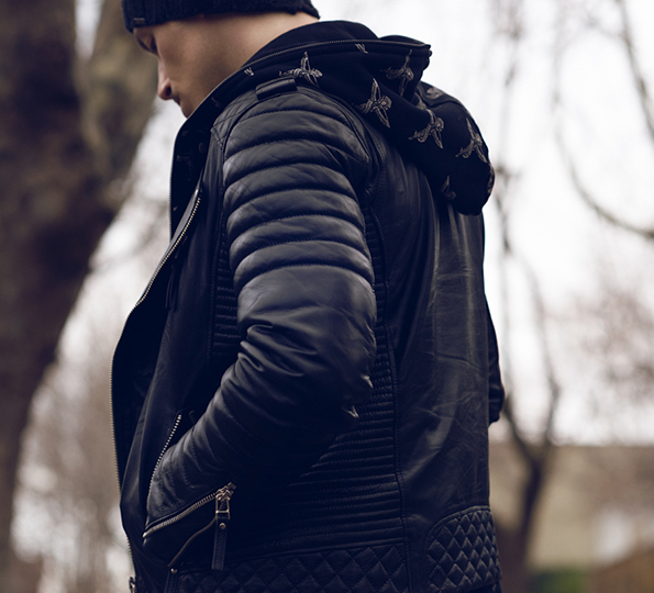 Luxury Leather Jackets, Mens, Womens Biker & Military Leather Jackets